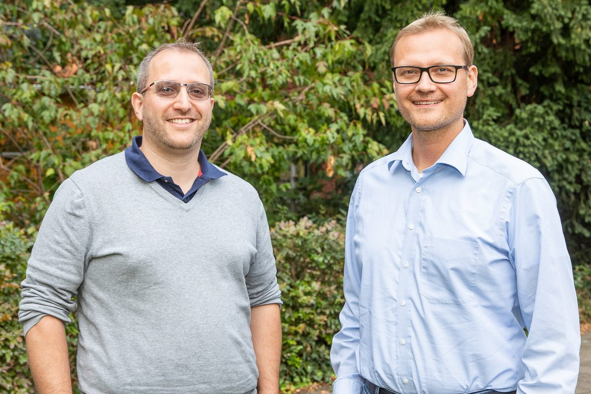 nextGen-X Gründer Axel Rörig und Lars Kohlenberg