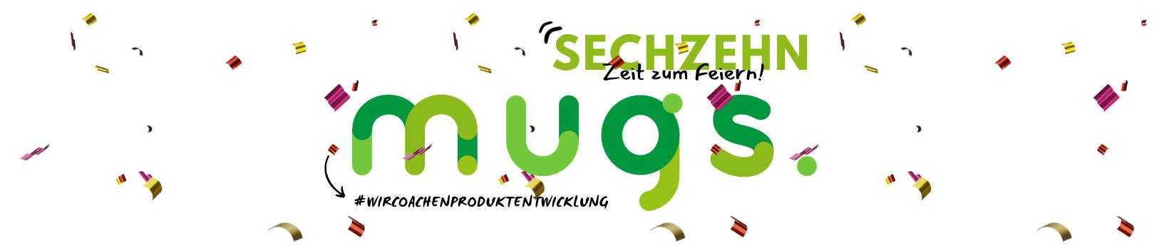 16. Juliäum mugs GmbH