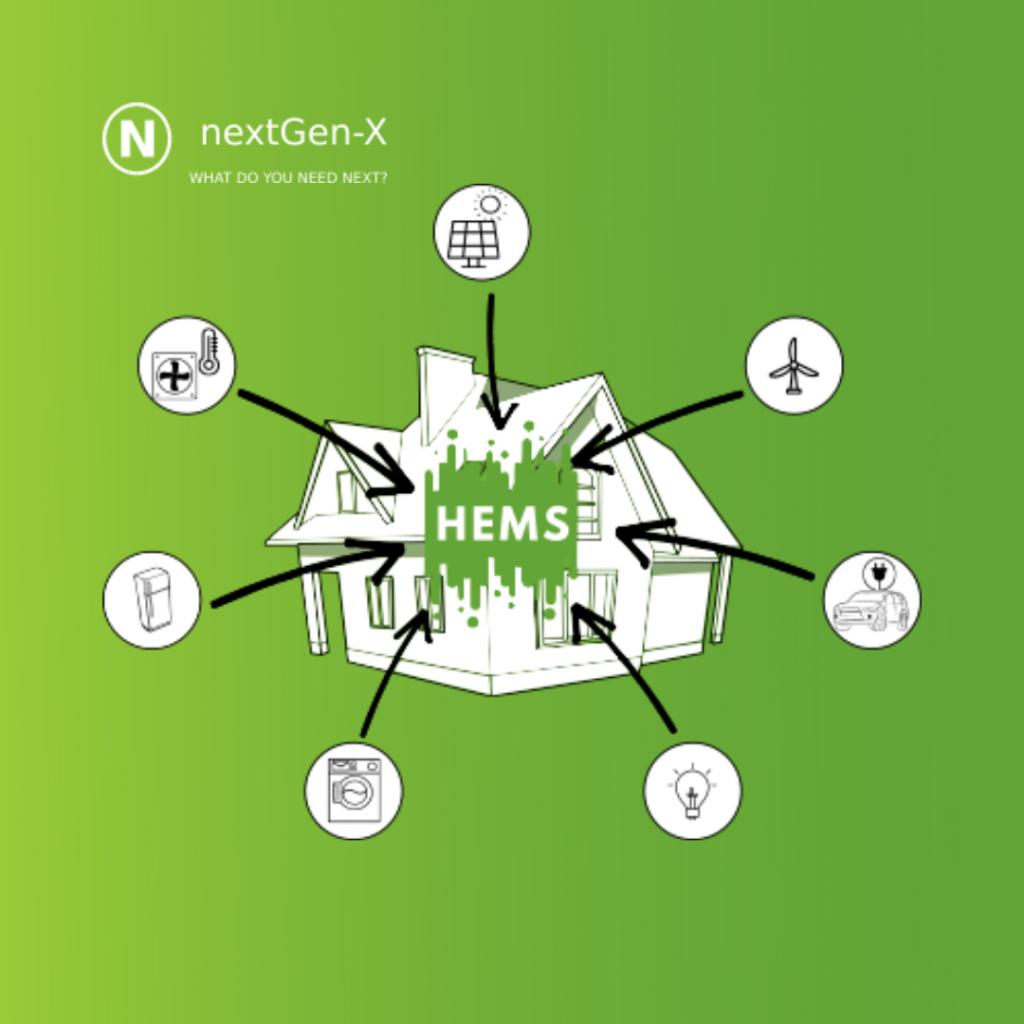 HEMS-Box von StartUp nextGen-X